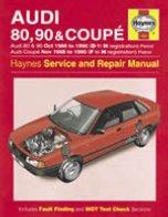 Autokirjat audi 80 90 1986 90 coupe 1988 90 bens 1595 1781 1984 1994 2226 2309ccm korjauskirja h 1491 23 fandeluxe Images